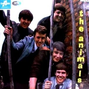 The Animals - The Animals [UK] cover art