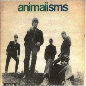The Animals - Animalisms cover art