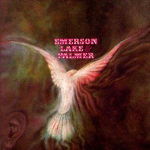 Emerson, Lake & Palmer - Emerson, Lake & Palmer cover art