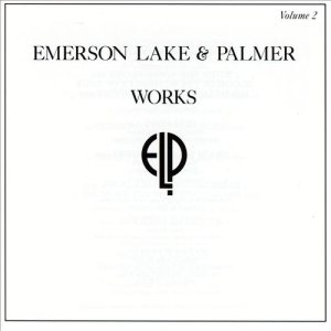 Emerson, Lake & Palmer - Works Volume 2 cover art
