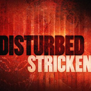 Disturbed - Stricken cover art