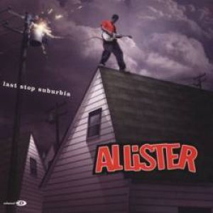 Allister - Last Stop Suburbia cover art