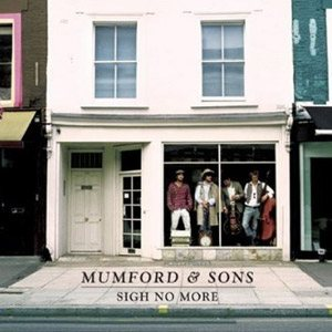 Mumford & Sons - Sigh No More cover art