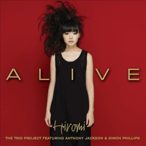 Hiromi - Alive cover art