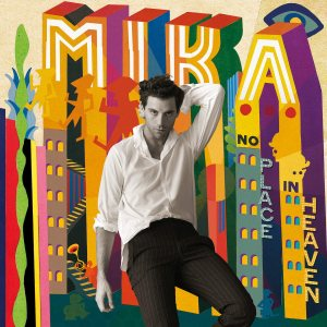 Mika - No Place in Heaven cover art