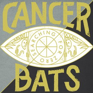 Cancer Bats - Searching for Zero cover art