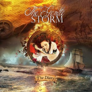 The Gentle Storm - The Diary cover art