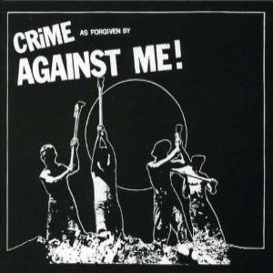 Against Me! - Crime as Forgiven by Against Me! cover art