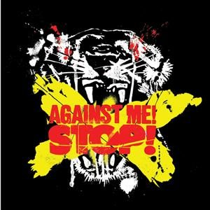 Against Me! - Stop! cover art