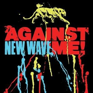 Against Me! - New Wave cover art