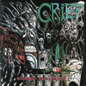 Grief - Come to Grief cover art