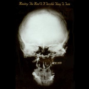 Ministry - The Mind Is a Terrible Thing to Taste cover art