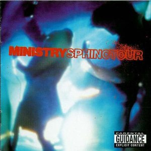 Ministry - Sphinctour cover art