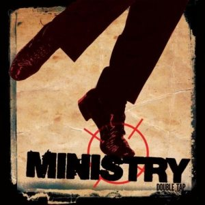 Ministry - Double Tap cover art