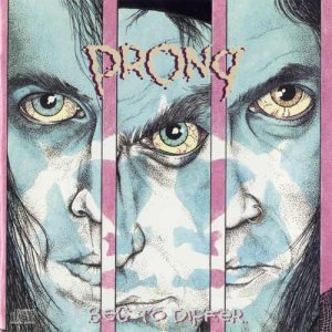 Prong - Beg to Differ cover art