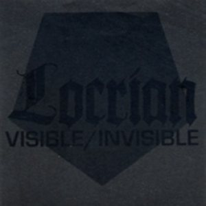 Locrian - Visible/Invisible cover art