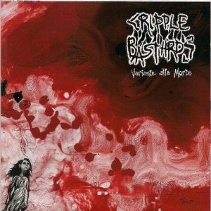 Cripple Bastards - Variante alla morte cover art