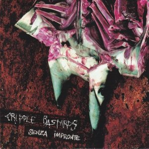 Cripple Bastards - Senza Impronte cover art