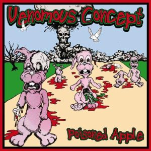 Venomous Concept - Poisoned Apple cover art