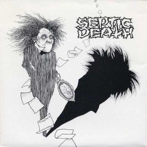 Septic Death - Kichigai cover art