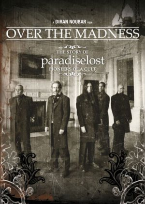 Paradise Lost - Over the Madness cover art