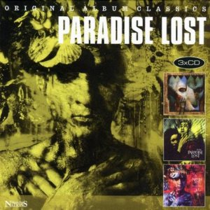 Paradise Lost - Original Album Classics cover art