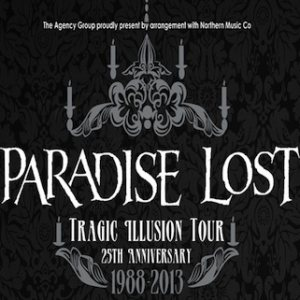 Paradise Lost - Live at the Roundhouse cover art