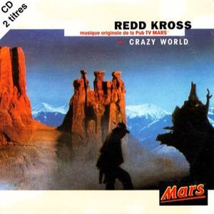 Redd Kross - Crazy World (Musique Originale De La Pub Tv Mars) cover art