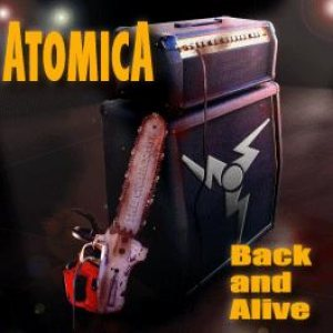 Attomica - Back and Alive cover art