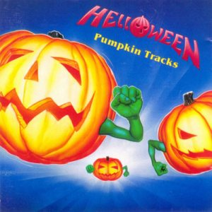 Helloween - Pumpkin Tracks cover art