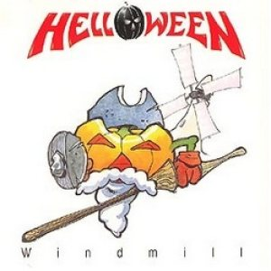 Helloween - Windmill cover art