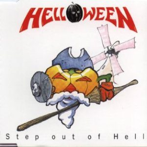 Helloween - Step Out of Hell cover art