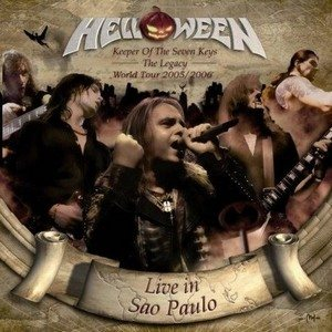 Helloween - Live in Sao Paulo cover art