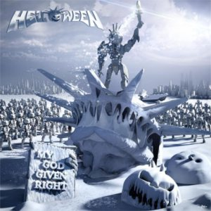 Helloween - My God-Given Right cover art