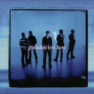 Paradise Lost - Host cover art