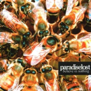Paradise Lost - Believe in Nothing cover art