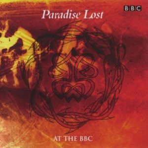 Paradise Lost - At the BBC cover art