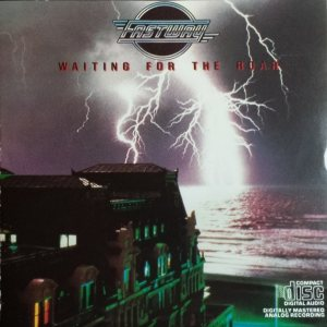Fastway - Waiting for the Roar cover art