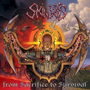 Skinless - From Sacrifice to Survival cover art