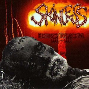 Skinless - Regression Towards Evil cover art