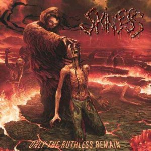 Skinless - Only the Ruthless Remain cover art