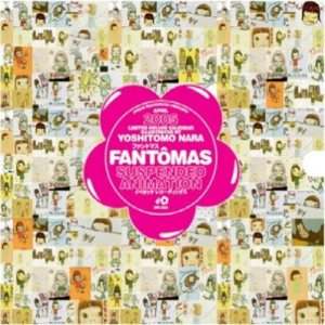 Fantômas - Suspended Animation cover art