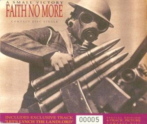 Faith No More - A Small Victory cover art