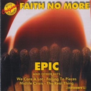 Faith No More - Epic and Other Hits cover art