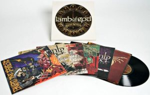 Lamb of God - Hourglass: the Ultimate Anthology cover art