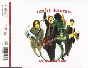 Redd Kross - Mess Around cover art