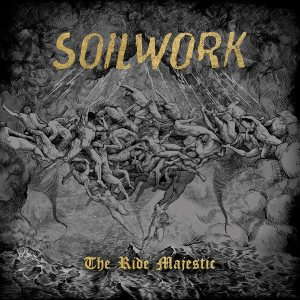 Soilwork - The Ride Majestic cover art