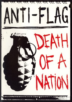 Anti-Flag - Death of a Nation cover art
