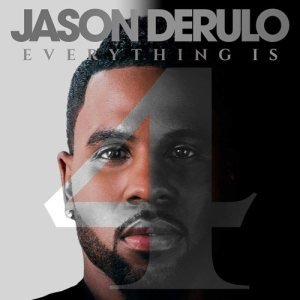 Jason Derulo - Everything Is 4 cover art