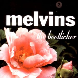 Melvins - The Bootlicker cover art